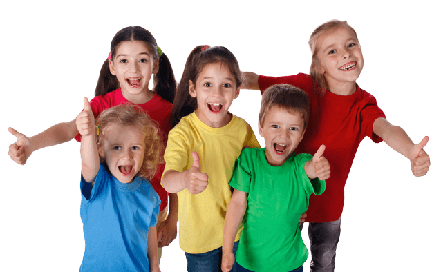 Martial Arts Summer Camp for Kids in Woburn MA - Happy Smiling Kids Footer Banner